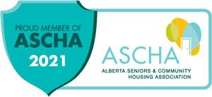 Alberta Seniors Communities & Housing Association logo