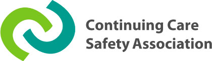 Continuing care safety Association logo