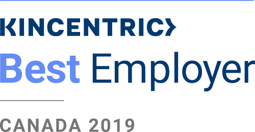 Kincentric best employer Canada 2019 logo